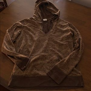 The North Face hoodie, XL